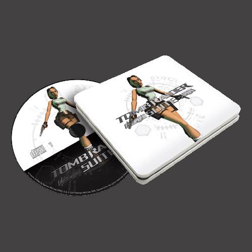 TRS Double Deluxe Tin CD - Classic Lara