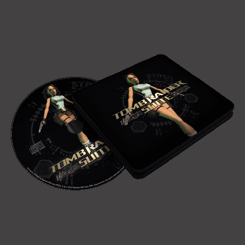 TRS Double Deluxe Tin CD - Gold Ultimate Edition