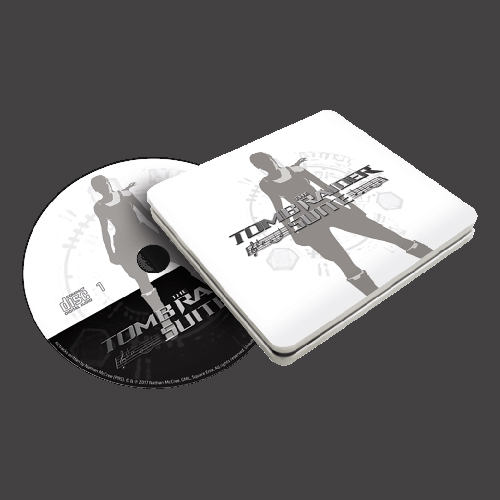 TRS Double Deluxe Tin CD - Modern Lara