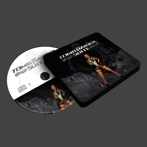 TRS Double Deluxe Tin CD - Retail Album