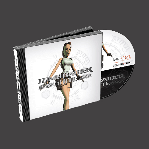 TRS Double Jewel Case CD - Classic