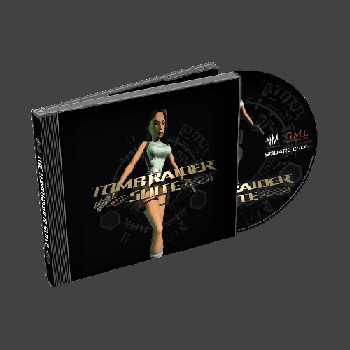 TRS Double Jewel Case CD - Gold Ultimate Edition