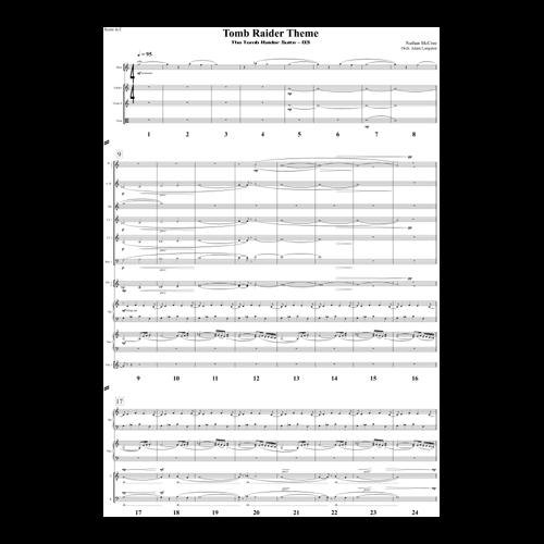 TR Theme Score - Page 1