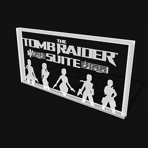 TRS 3D Acrylic Logo