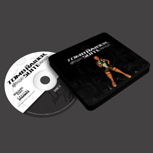 TRS Double Deluxe Tin CD