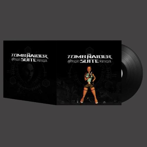 TRS Double Vinyl Album