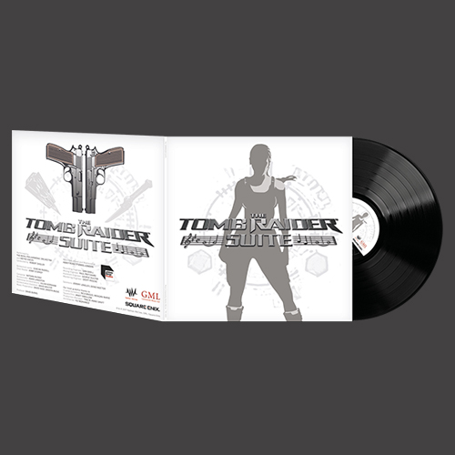 TRS Vinyl - Modern Lara